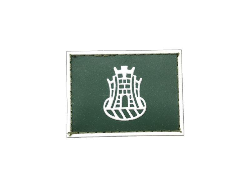 ddb5a93c65959 Engenharia Gola Exército emborrachado verde com branco – Bordaki