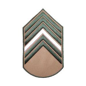 Divisa 1º Sargento, Bege