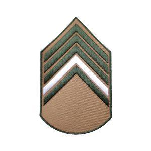 Divisa 2º Sargento, Bege