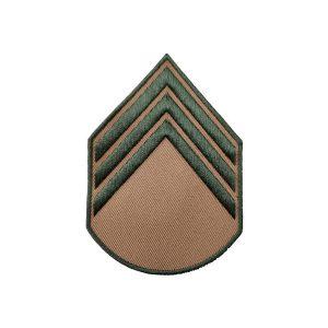 Divisa 3º Sargento, Bege
