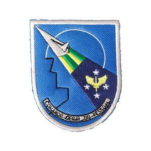 Comando Geral do Pessoal colorido, DOM Bordado
